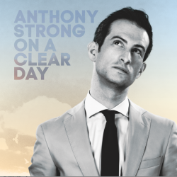 Anthony Strong Album Cover