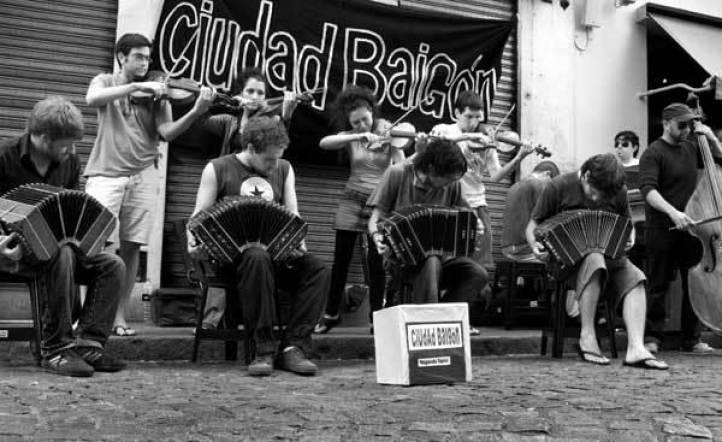 tango ciudad