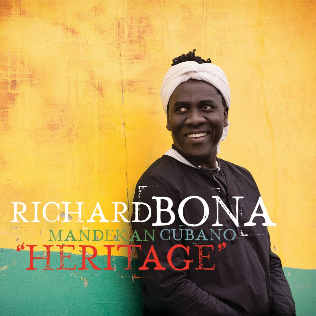 Album Cover - Richard Bona - Heritage