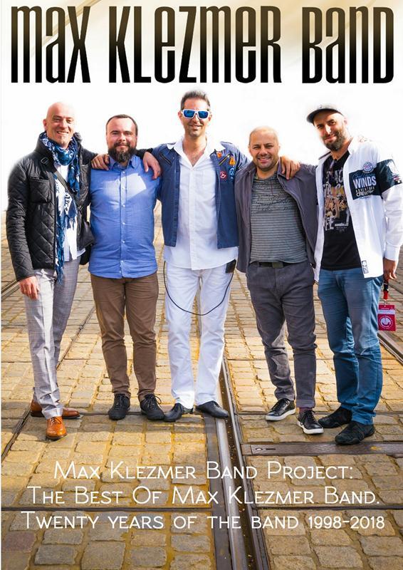 Max Klezmer Band 1 - small
