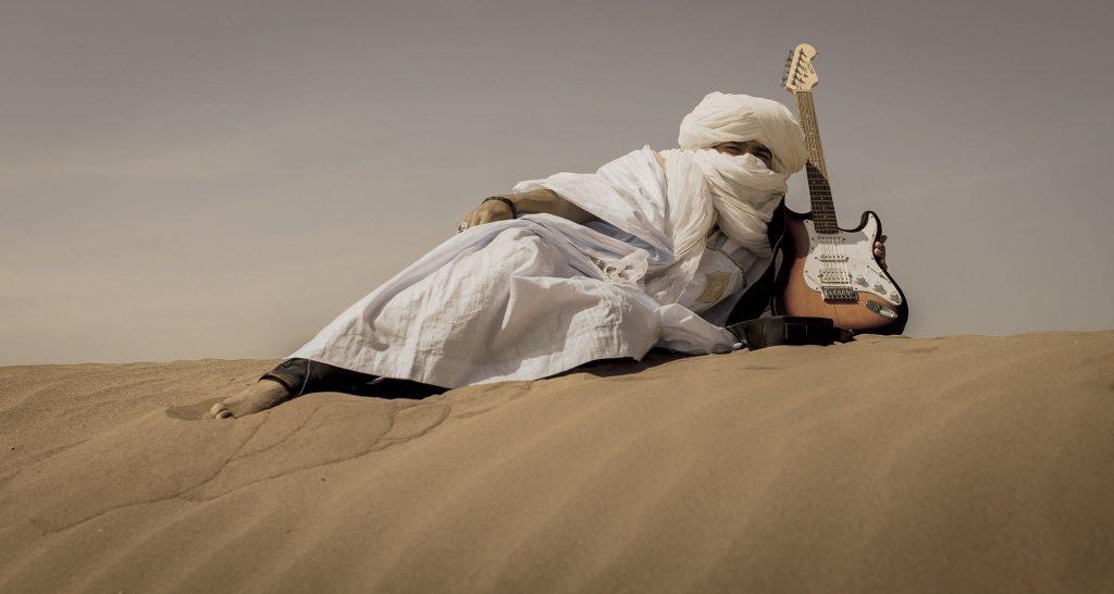 Mustapha Sahara turban